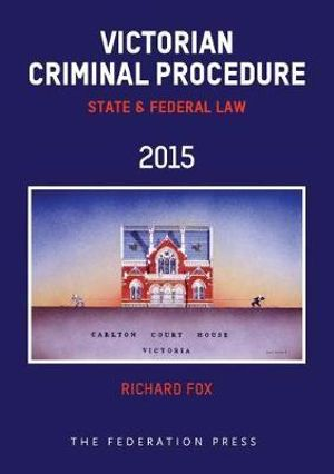 Cover of Victorian Criminal Procedure