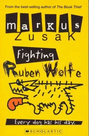 Cover of Fighting Ruben Wolfe