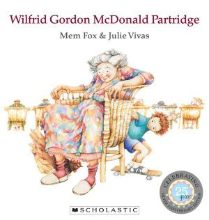 Cover of Wilfred Gordon McDonald Partridge 25th Edition