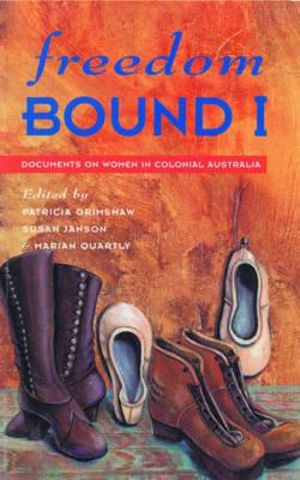 Cover of Freedom Bound 1