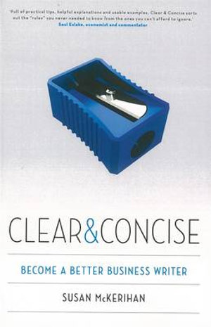 Cover of Clear and Concise