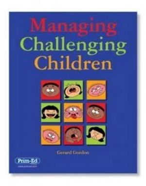 Cover of Managing Challenging Children