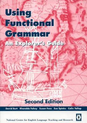 Cover of Using Functional Grammar Macquarie University Edition