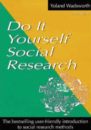 Cover of Do It Yourself Social Research