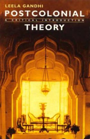 Cover of Postcolonial Theory A critical introduction