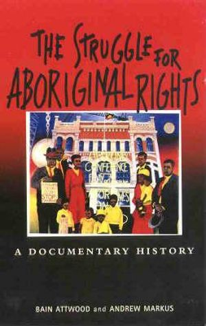 Cover of The Struggle for Aboriginal Rights