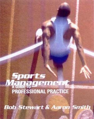 Cover of Sports Management A guide to professional practice
