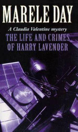 Cover of The Life and Crimes of Harry Lavender