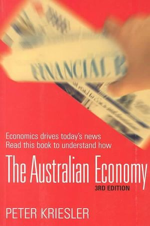 Cover of The Australian Economy