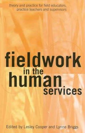 Cover of Fieldwork in the Human Services