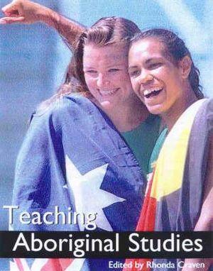 Cover of Teaching Aboriginal Studies