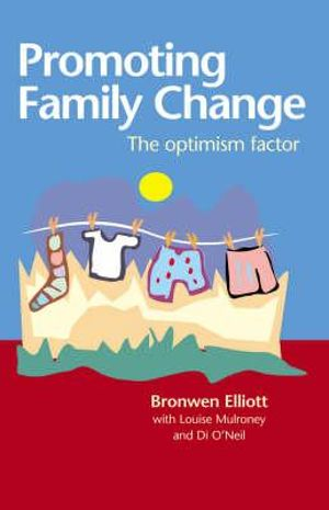Cover of Promoting Family Change The optimism factor