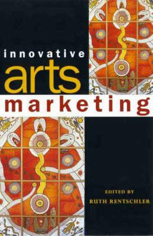 Cover of Innovative Arts Marketing
