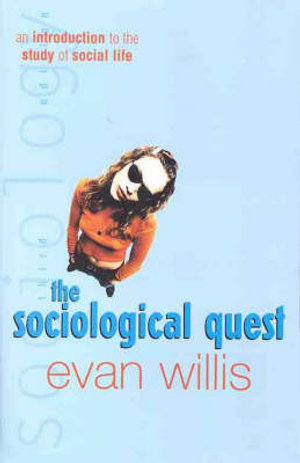 Cover of Sociological Quest