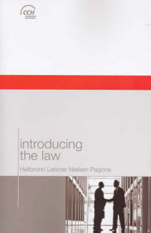 Cover of Introducing the Law
