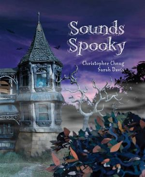 Cover of Sounds Spooky