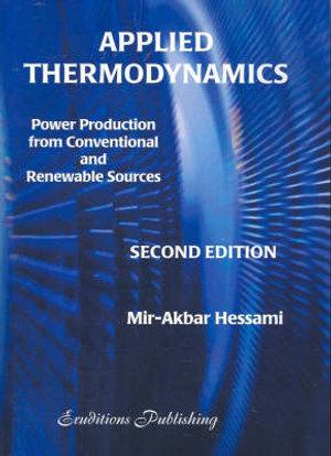 Cover of Applied Thermodynamics 2E