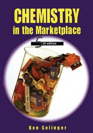 Cover of Chemistry in the Marketplace