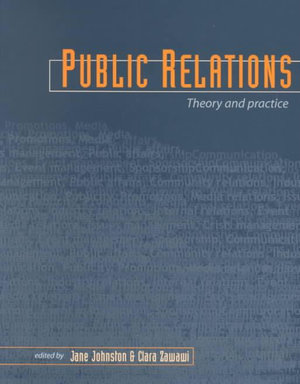Cover of Public Relations