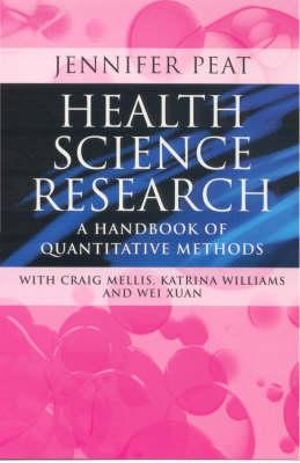 Cover of Health Science Research