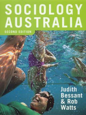 Cover of Sociology Australia