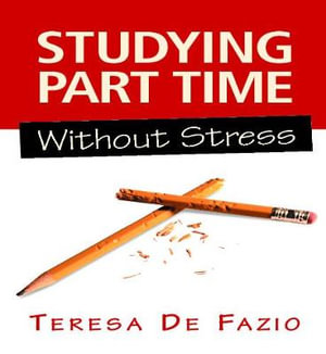 Cover of Studying Part Time Without Stress