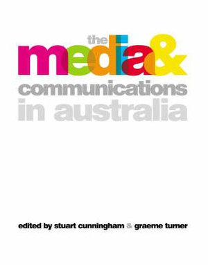 Cover of Media and Communications in Australia