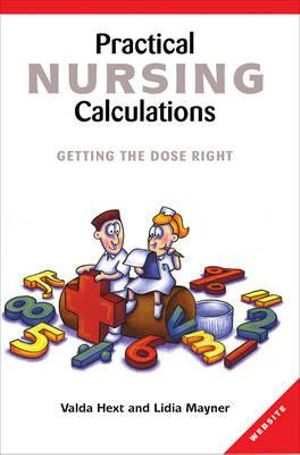 Cover of Practical Nursing Calculations