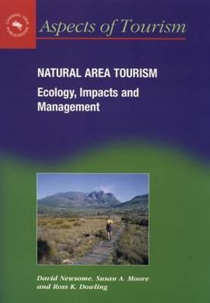 Cover of Natural Area Tourism