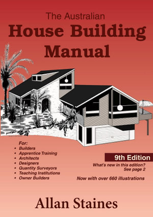 Cover of Complete NSW house building specifications