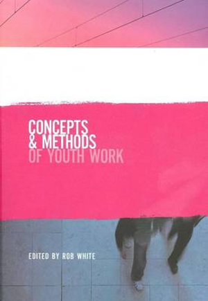Cover of Concepts and Methods of Youth Work