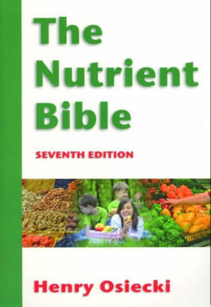 Cover of The Nutrient Bible