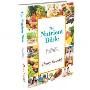 Cover of The Nutrient Bible 9th Edition