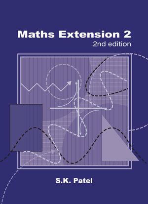 Cover of Maths Extension 2
