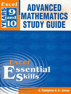 Cover of Excel School Certificate Advanced Maths