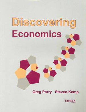Cover of Discovering Economics