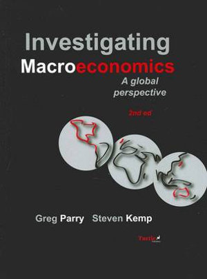 Cover of Investigating Macroeconomics 2nd Ed