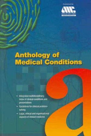 Cover of Anthology of Medical Conditions