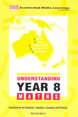 Cover of Understanding Year 8 Maths