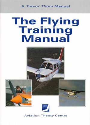 Cover of The Flying Training Manual