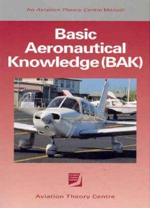 Cover of Basic Aeronautical Knowledge (BAK).