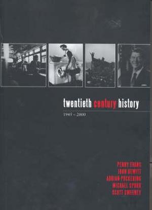 Cover of Twentieth Century History 1945-2000