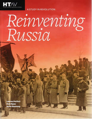 Cover of Reinventing Russia