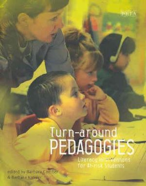 Cover of Turn Around Pedagogies