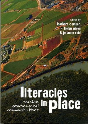 Cover of Literacies in Place