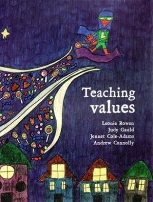 Cover of Teaching Values