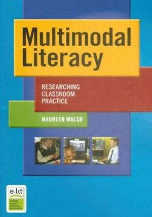 Cover of Multimodal Literacy