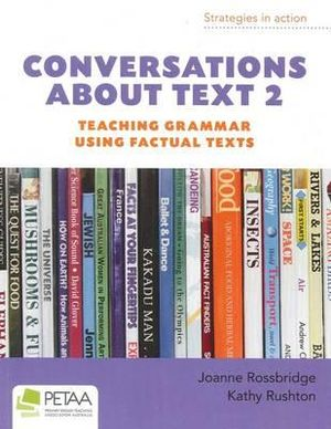 Cover of Conversations about Text