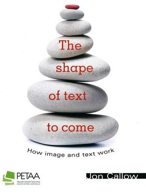 Cover of The Shape of Text to Come