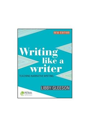 Cover of Writing Like a Writer